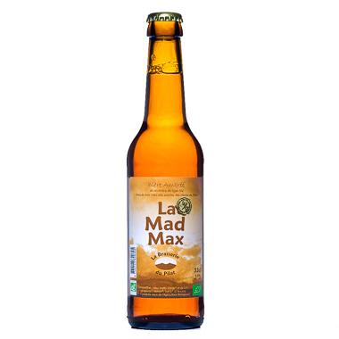 MAD MAX bière bio ambrée du PILAT