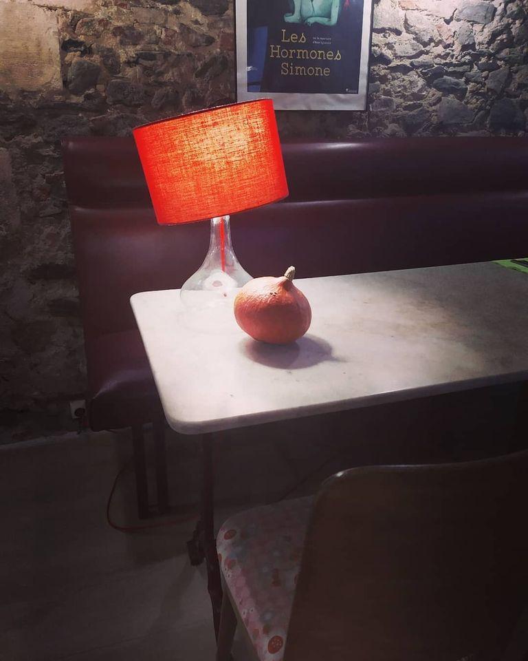 HORAIRES AUTOMNE-HIVER DU SIMONE' S CAFE