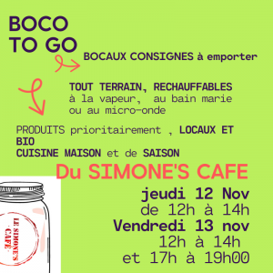 BOCO TO GO DU SIMONE S CAFE