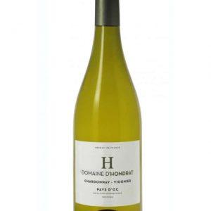 vin blanc domaine HONDRAS