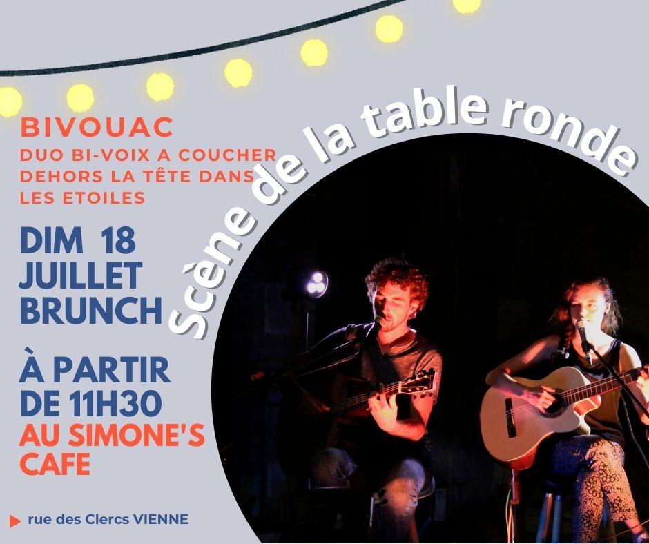 bivouac compositions françaises le simone's cafe