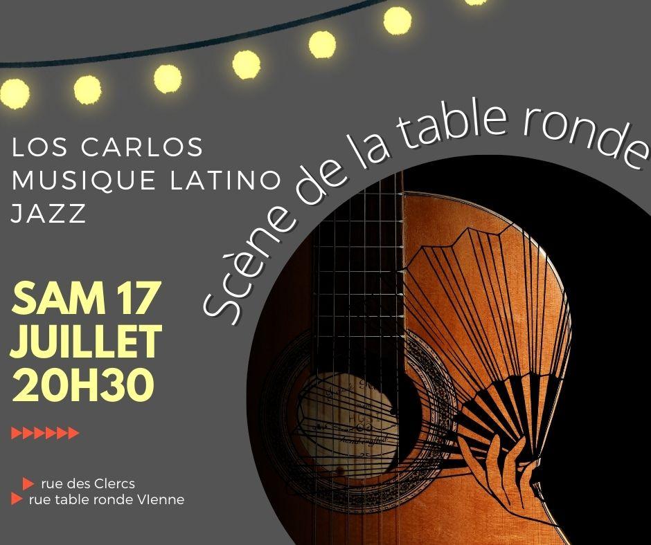 concert latino le simone's cafe