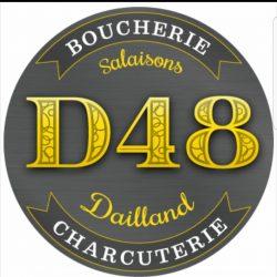 D48 BOUCHERIE CHARCUTERIE